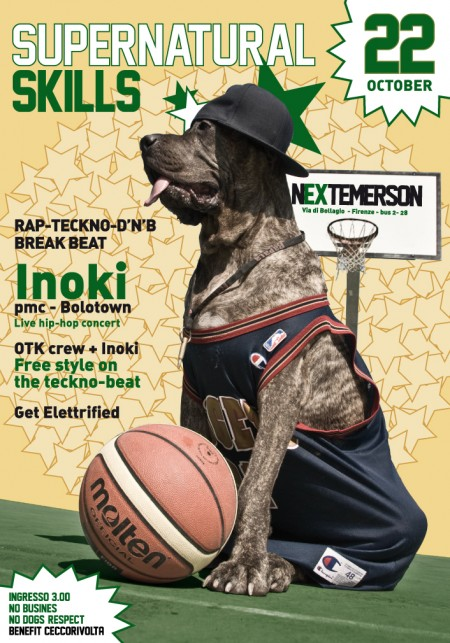 Next Emerson 22/10/2011