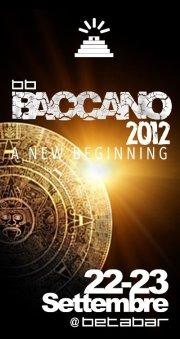 baccano 2012 wobble lovers @ beta bar