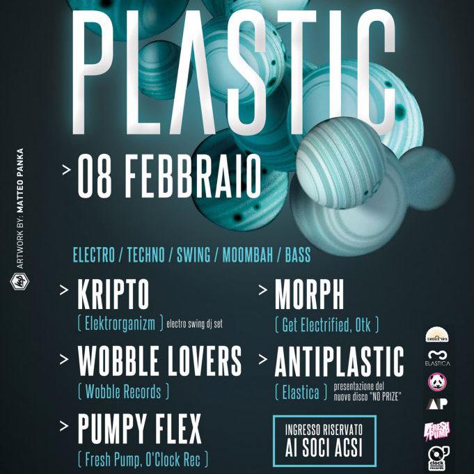 8 Febbraio 2013 - Firenze - Plastic Act #1
