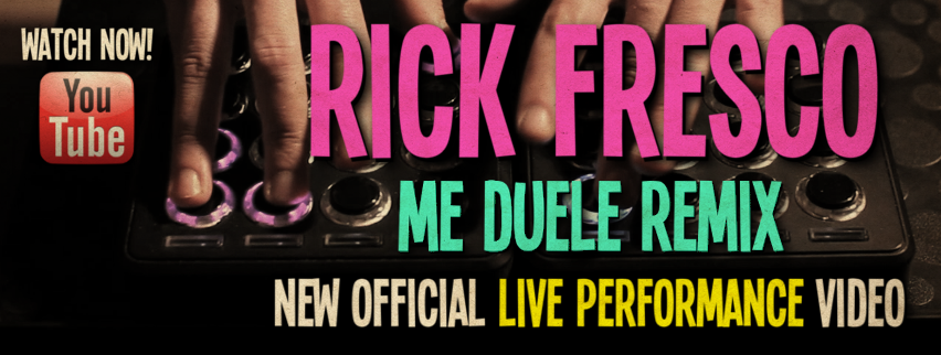 Wobble Lovers feat. MC Rayna – Me Duele. Rick Fresco Remix