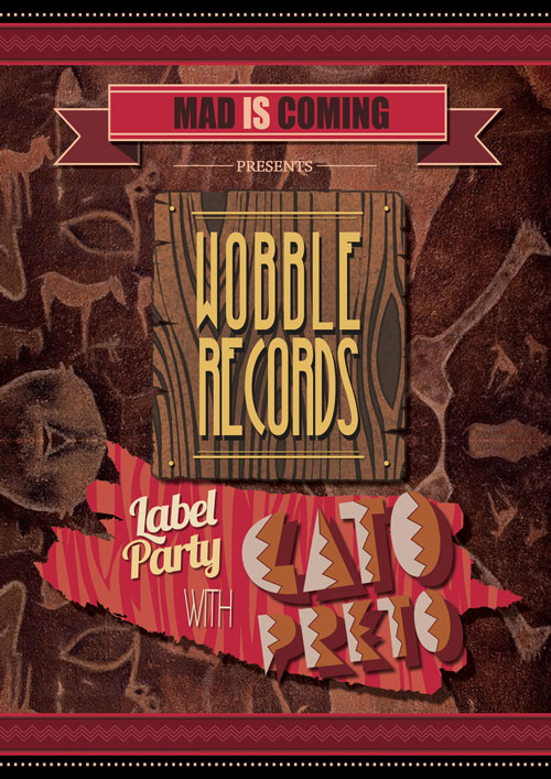 5 Ottobre 2013 - Wobble Records Label Party #1 @ Leoncavallo SPA - Milano